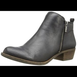 Black Lucky Brand Basel Bootie size 8.5
